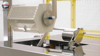 IPA Coating and drying machine
