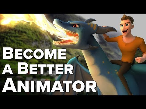 11 Ways to Become a Better Animator