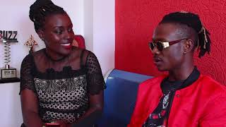 """""""I was a fashion stylist before joining the music industry."""" - Fik Fameica"""