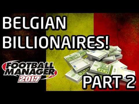 FM17 Experiment: What If Belgium Had a £1.6bn TV Deal? PART 2