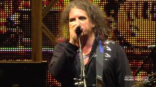 The Cure  - Lovecats  ACL 2013 live