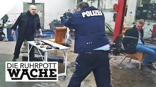 Auf frischer Tat ertappt: Verängstigt und gefangen | Die Ruhrpottwache | SAT.1 TV