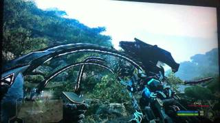 PS3 CRYSIS gameplay.MP4