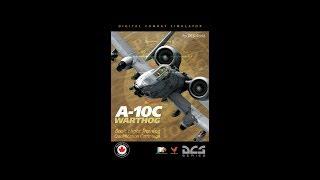 DCS - A-10C - Basic Flight Training Qualification - 01.Ground Handling Practice Mission