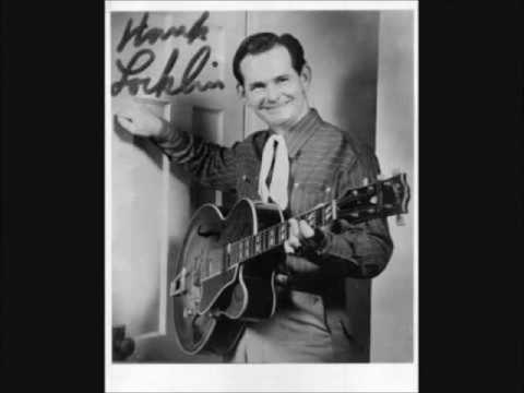 Hank Locklin - Baby You Can Count Me In (1954).