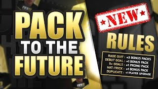 NEW RULES!!! PACK TO THE FUTURE EPISODE 20!!! FIFA 17 Ultimate Team