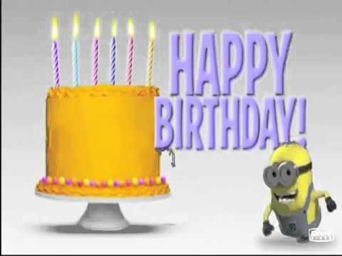 Minions Happy Birthday Youtube