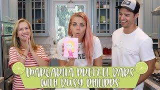 Margarita Pretzel Bars With Busy Philipps!