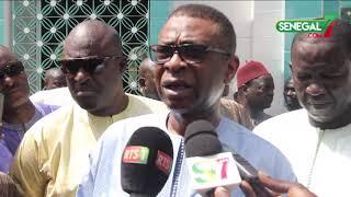 Youssou Ndour le cœur meurtri :