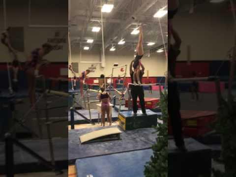 Hartland Gymnastics Mannequin Challenge 2016