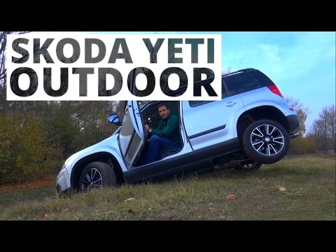 Skoda Yeti Outdoor 4X4 2.0 TDI 170 KM, 2014 test autocentrum.pl 142