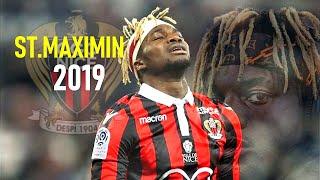 Allan Saint-Maximin 2019 - Damn! - Crazy Tricks Skills & Goals  - Nice