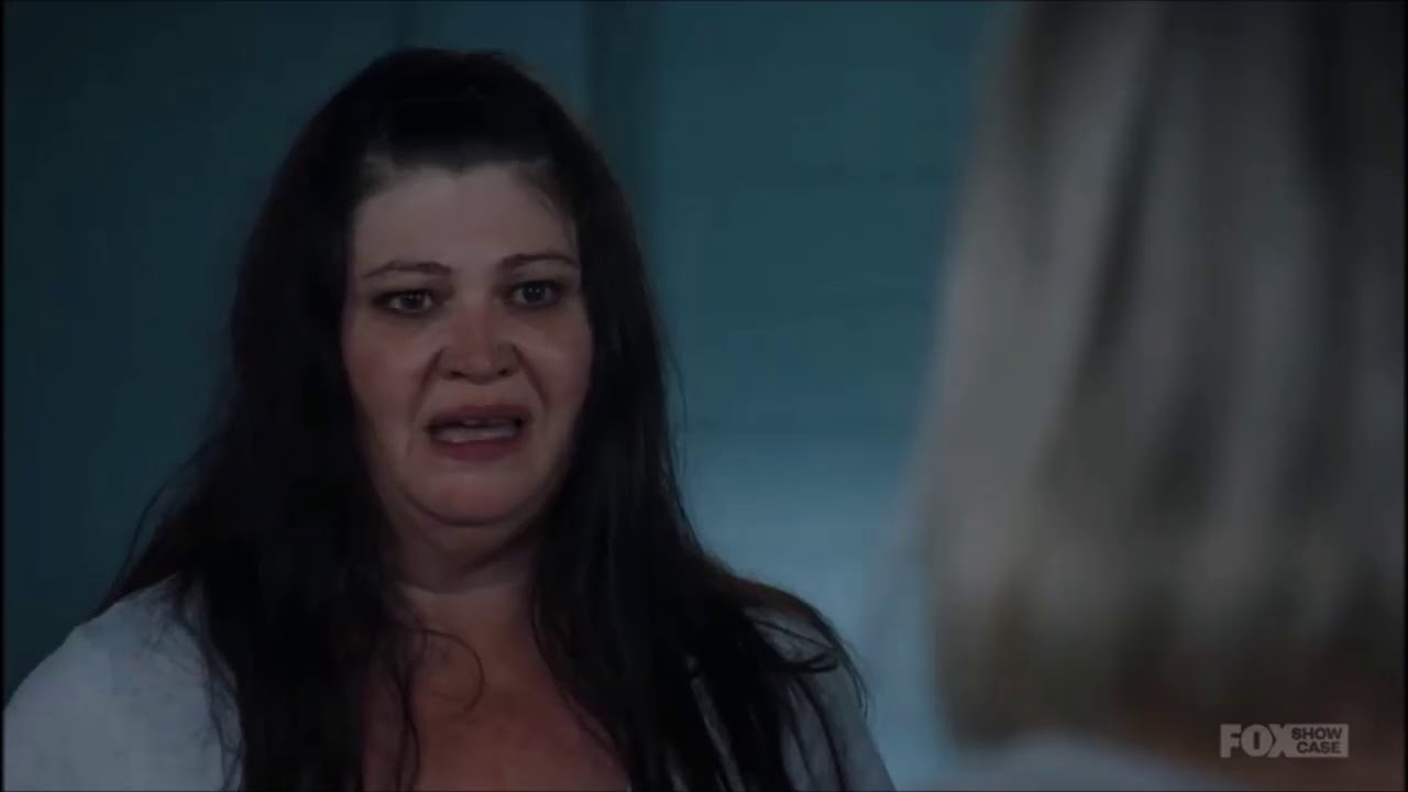 Download Allie finding out Ruby, Judy & Boomer all lied to her - Wentworth Season 8 Episode 10