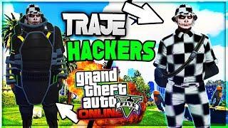 ( Patched )GTA 5 ONLINE TRUCO NUEVO METODO DE TENER TRAJES HACKERS Y TITAN CON TRON [PS4/XboxOne]