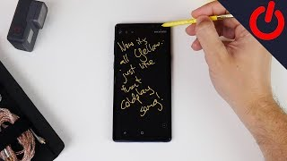 Samsung Galaxy Note 9 tips and tricks - S Pen wizardry