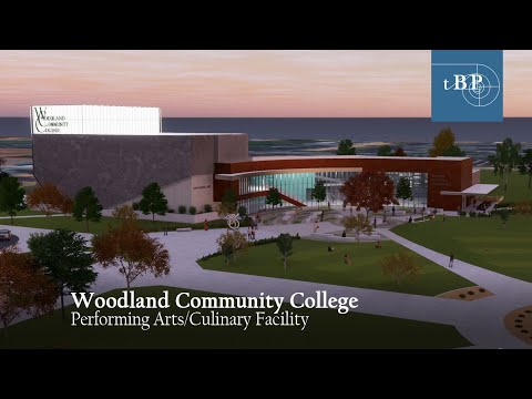 Woodland Community College, Performing/Culinary Arts Facility