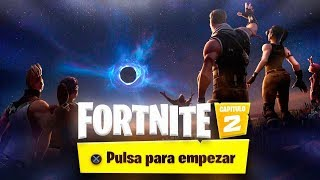 EVENTO *FINAL de FORTNITE* en DIRECTO! *CAPITULO 2*