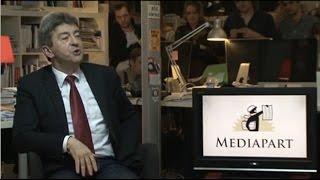 Mediapart 2012 : le grand entretien avec Jean-Luc Mélenchon