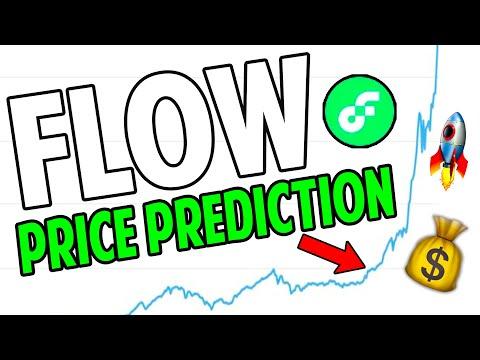 Flow Crypto Token Price Prediction & Review (FLOW)