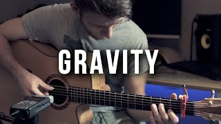 (coldplay) gravity - piotr szumlas - fingerstyle guitar cover