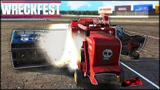 L-AM DISTRUS COMPLET! | WreckFest