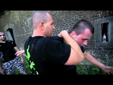 G-Safe Krav-Maga training in Maastricht