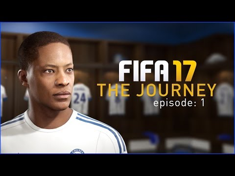 FIFA 17 The Journey Ep1 - OUR STORY BEGINS!!