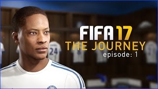One of ChesnoidGaming's most viewed videos: FIFA 17 The Journey Ep1 - OUR STORY BEGINS!!