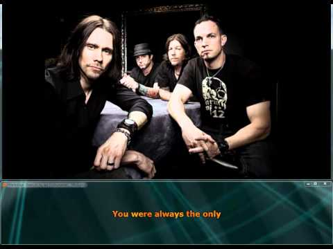 Alterbridge- Down to my last (instrumental)