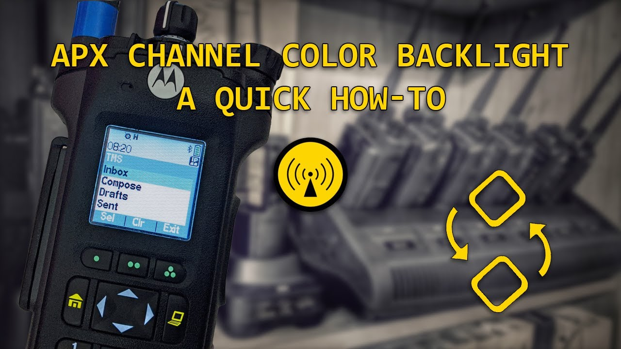 Enable Channel Color Backlight - YouTube