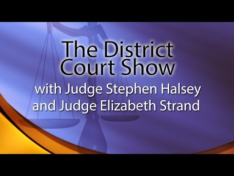 District Court Show - January 2016