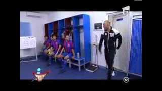 Repeat youtube video Culisele meciului Steaua - Avantul Barsana!