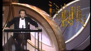 Billy Crystal's First Oscars Appearance: 1988 Oscars