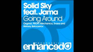 Solid Sky Feat Jama - Going Around (Vocal Mix)