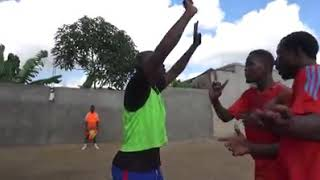 Video technology in African football.