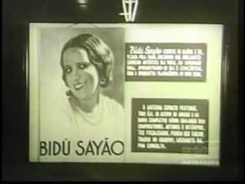Exposição sobre Bidu Sayão (1968)