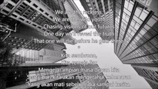 daughter -  youth [ENGLISH + INDONESIA LYRICS]