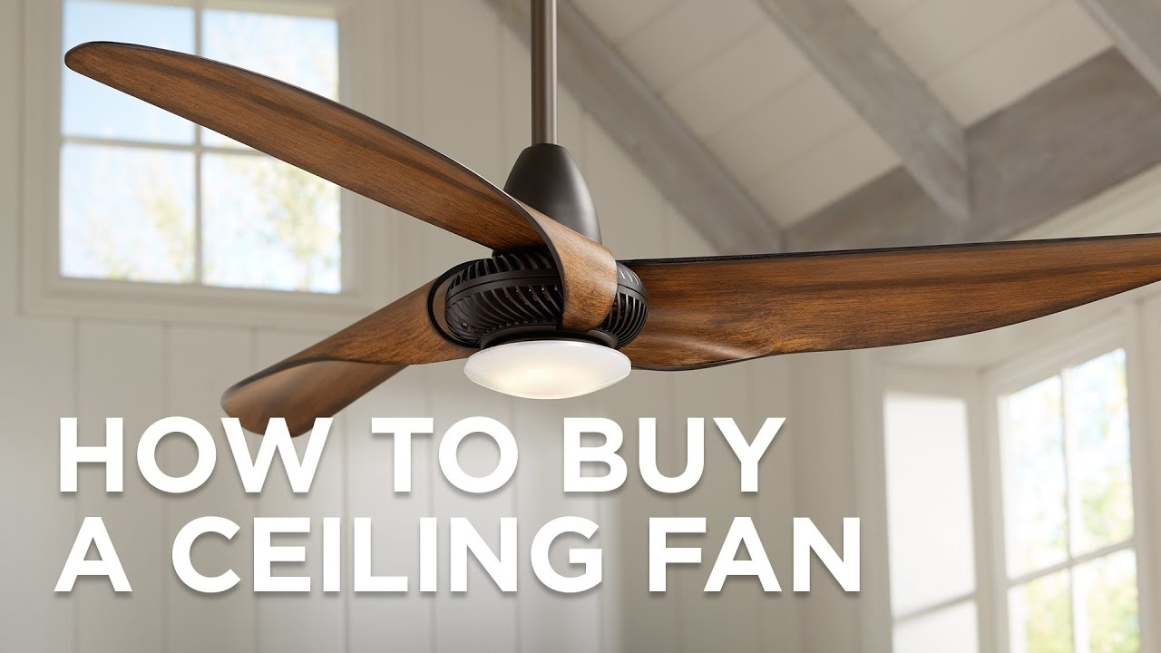 How to buy a ceiling fan buying guide lamps plus youtube how to buy a ceiling fan buying guide lamps plus aloadofball