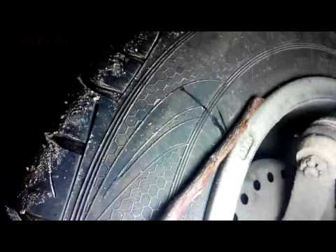 Смотреть Схождение колес, своими руками,  дедовский метод.