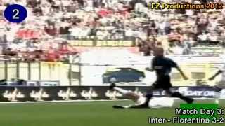 Ronaldo - 58 goals in Serie A (part 1/3): 1-25 (Inter 1997-1998)
