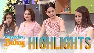 Magandang Buhay: Bea Alonzo shares her cooking lessons with the Momshies