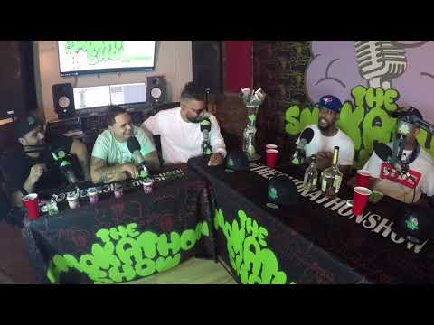 The Smokathon Show (EPISODE #2) with guest TRAY PIZZY & JAPAN {VIDEO}