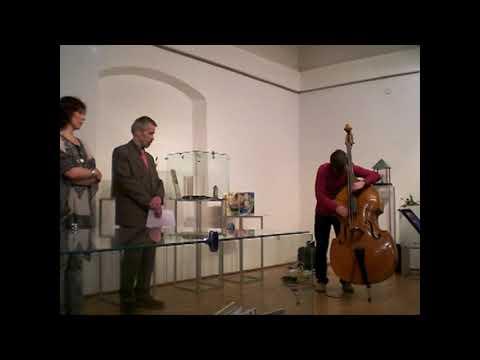 5th International Artist's Book Triennial Vilnius 2009 Opening