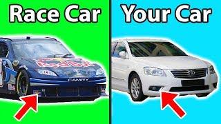 7 Race Car Technologies Your Car Has!! 🚗