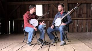 Banjo Tips for Beginners—Tip #9 (Backup Banjo)