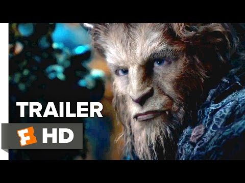 Beauty And The Beast Official Trailer 1 (2017)   Emma Watson Movie