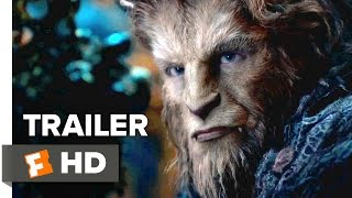 Beauty and the Beast Official Trailer 1 (2017) - Emma Watson Movie(Get Tickets - http://www.fandango.com/beautyandthebeast2017_193099/movieoverview?cmp=MCYT_YouTube_Desc Starring: Emma Watson, Dan Stevens, ..., 2016-11-14T14:39:27.000Z)