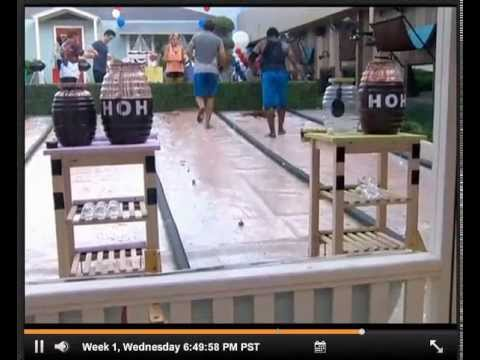 BB15 PROOF Aaryn and Jeremy were cheating