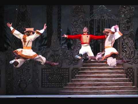 The Nutcracker Ballet (Tchaikovsky) - Act II: III. Divertissement: IV. Russian Dance (Trepak)