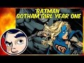 "Batman ""Gotham Girl Year One"" - Rebirth Complete Story 